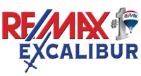 RE/MAX Excalibur Realty Logo