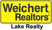 Weichert, Realtors- Lake Realty Logo