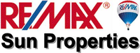 RE/MAX Sun Properties Logo