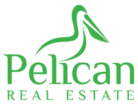 Century 21 Blue Marlin Pelican Logo