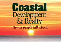 Coastal Development & Realty Logo