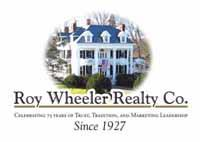 ROY WHEELER REALTY CO.- CHARLOTTESVILLE Logo