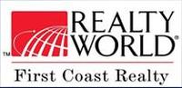 Realty World First Coast Realty Beaufort Logo