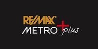 RE/MAX Metro Plus Logo