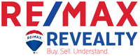 RE/MAX Revealty Logo