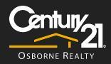 CENTURY 21 Osborne Realty Logo