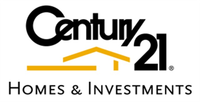 CENTURY 21 HOMES & INVESTMENTS Logo