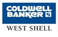 Coldwell Banker West Shell Logo