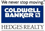 COLDWELL BANKER HEDGES Logo