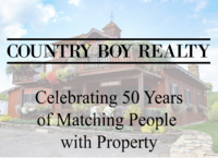 Country Boy Realty Logo