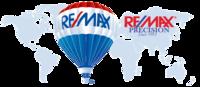 RE/MAX Precision Realty Logo