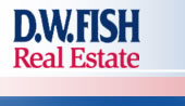 D.W. Fish Real Estate Logo