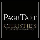 Page Taft - Christie's IRE Logo