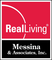 Real Living Messina & Associates, I Logo