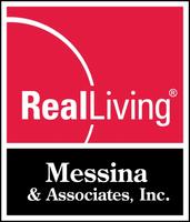 Real Living Messina & Associates, Inc. Logo