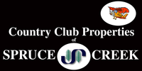 Country Club Properties of Spruce Creek Logo