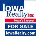 IOWA REALTY, VALLEY WEST OFFICE Logo