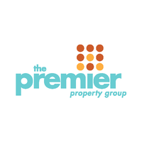 The Premier Property Group Watercolor Office Logo