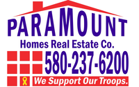 Paramount Homes R E Logo