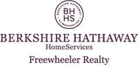 Berkshire Hathaway HomeServices Freewheeler Realty Logo