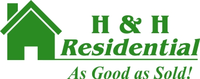 H AND H RESIDENTIAL LLC Logo