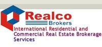 Realco Brokers, Inc. Logo