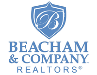 BEACHAM AND COMPANY REALTORS Logo