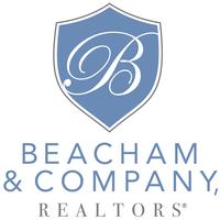 BEACHAM AND COMPANY REALTORS Logo