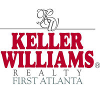 KELLER WILLIAMS RLTY, FIRST AT Logo