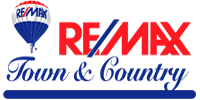 RE/MAX TOWN AND COUNTRY Logo