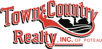 Town & Country Realty of Poteau Inc. Logo