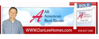 All American Real Estate Logo