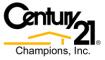 Century 21 Champions Logo