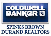 Coldwell Banker Spinks Brown Logo