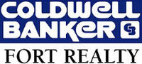Coldwell Banker Fort Realty Logo