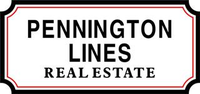Pennington Lines Real Estate Logo