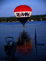 RE/MAX Hometown Choice Logo