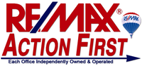RE/MAX Action First Logo