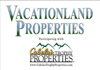 Vacationland Properties Participating With Cabela's Trophy Properties Logo