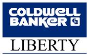 COLDWELL BANKER LIBERTY Logo