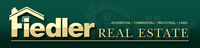 FIEDLER REAL ESTATE Logo