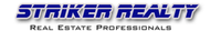 STRIKER REALTY Logo
