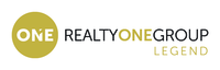 REALTY ONE GROUP LEGEND Logo