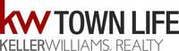 KELLER WILLIAMS TOWN LIFE Logo
