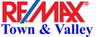 RE/MAX TOWN & VALLEY Logo