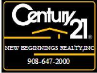 C-21 NEW BEGINNINGS Logo