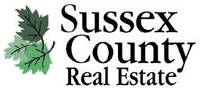 SUSSEX COUNTY REAL ESTATE Logo