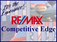 RE/MAX COMPETITIVE EDGE Logo