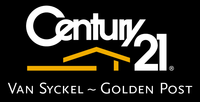 C-21 VAN SYCKEL- GOLDEN POST Logo
