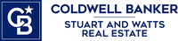 Coldwell Banker Stuart & Watts Real Estate Logo